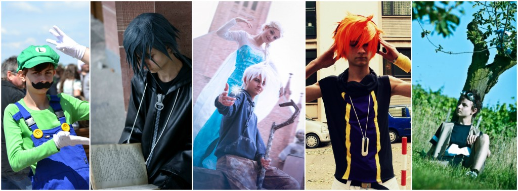 Cosplay 2012-2014